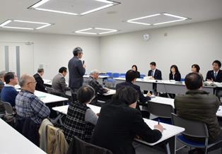 県知事へ社会保障拡充要望書提出する!