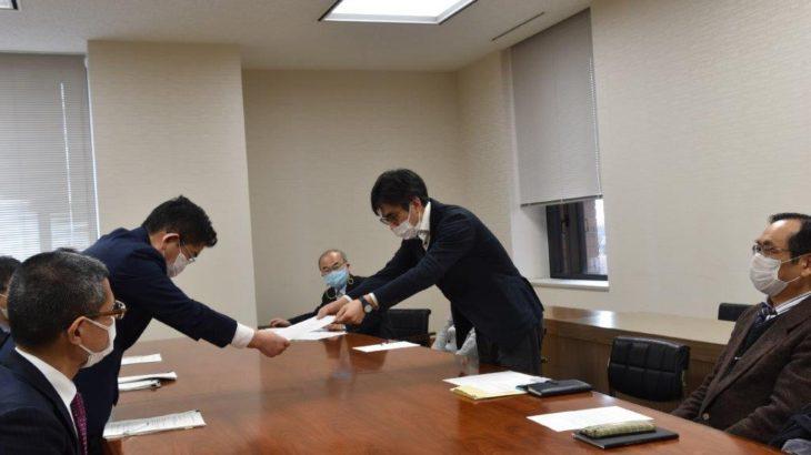 石川県に医療・介護福祉労働者及び高齢者施設等の新規入所者へのPCR検査実施を求める緊急要望書を提出しました